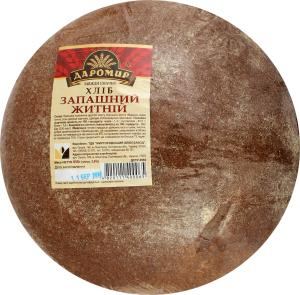 Хлеб Запашной подовый Миргородский ХЗ