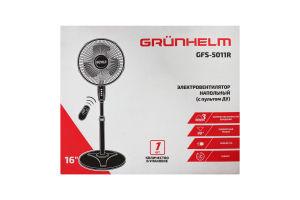 Вентилятор підлоговий GFS-5011R (GRUNHELM)