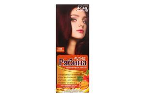 Крем-краска для волос №034 Дикая вишня Рябина Avena Acme Color 1шт