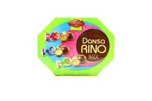 Цукерки АВК Dansa Rino Mix 168г х16