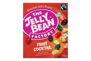 Цукерки Fruit Coctail The Jelly Bean Factory к/у 75г