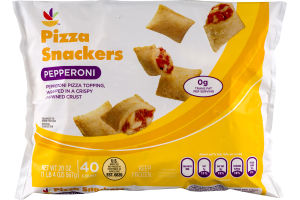 Ahold Pizza Snackers Pepperoni - 40 CT