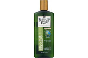 Thicker Fuller Hair Cell-U-Plex Pure Plant Extracts Marine Flora Complex Revitalizing Shampoo