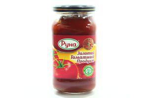 Паста томатна Руна 20% 485г