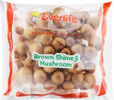 Гриби коричневі свіжі Шимеджі Everlife м/у 150г