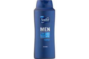 Suave Professionals Men 2-In-1 Ocean Charge Shampoo + Conditioner