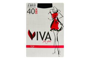 Viva колготки жіночі Top 40 nero 2