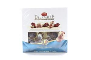 Конфеты шоколадные ассорти Seashells Delafaille 200г