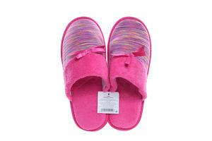 Тапочки комнатные женские SKY №124042 40-41 розовые