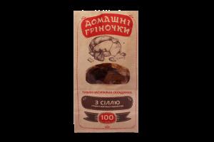 Грінки житньо-пшеничні з сіллю Домашні гріночки м/у 100г
