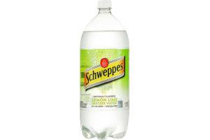 Schweppes Seltzer Water Lemon Lime