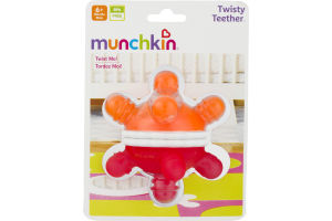 Munchkin Twisty Teether Ball 6+ Months