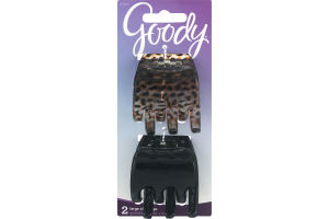 Goody Large Claw Clips - 2 CT