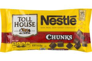 Nestle Toll House Chunks Semi-Sweet Chocolate