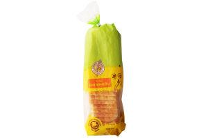 Хлеб в нарезке Нежный Хлібна хата м/у 500г