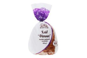 Хліб половинка в нарізці Фітнес Кріворіжхліб м/у 300г