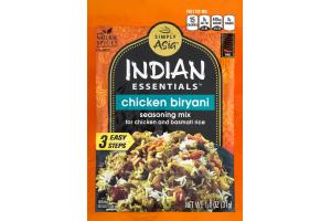 Simply Asia Indian Essentials Chicken Biryani Seasoning Mix