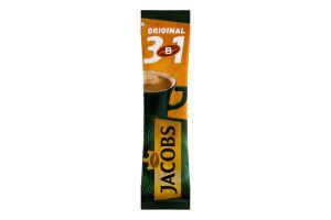 Напиток кофейный растворимый Original 3в1 Jacobs м/у 12г
