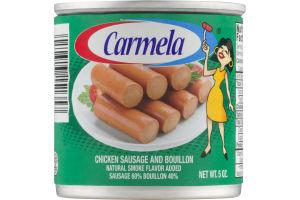 Carmela Chicken Sausage And Bouillon