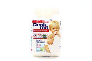Порошок пральний Denk Mit Sensitive концентрат 1,215кг