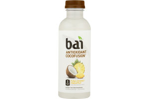 Bai Antioxidant Cocofusion Beverage Puna Coconut Pineapple