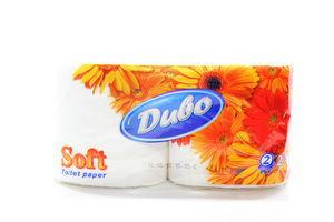 Бумага туалетная 2-х слойная Soft Диво 2шт