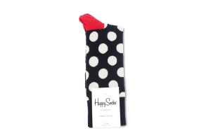 Носки муж Happy Socks цветные 41-46 BD01-608