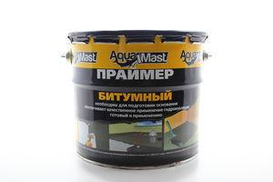 ПРАЙМЕР БИТУМНЫЙ AQUAMAST 3Л.