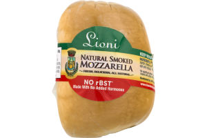 Lioni Smoked Mozzarella