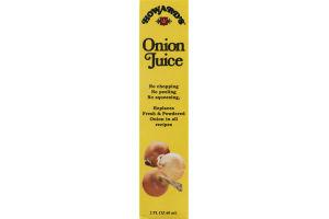 Howard's Onion Juice