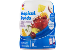 Ahold Drink Mix Tropical Punch