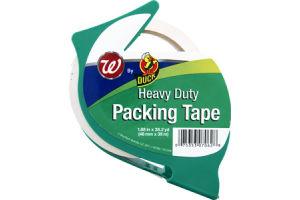 W by Duck Heavy Duty Packing Tape