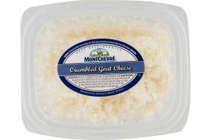MontChevre Goat Cheese Crumbled