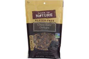 Back to Nature Gluten-Free Granola Chocolate Delight