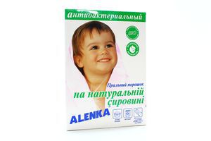Порошок пральний ALENKA био 450г х18