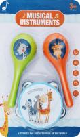 Набір іграшковий для дітей від 3років №6814E Musical Instruments Країна Іграшок 1шт