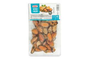 М'ясо мідій варено-морожене глазуроване Vicі в/у 200г