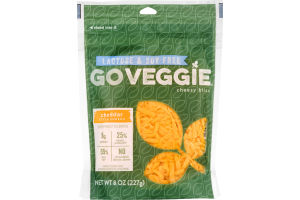 GO Veggie! Rice, Lactose Free Cheddar Shreds