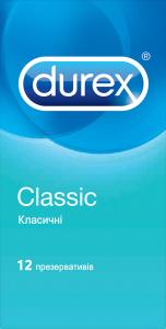 Презервативи Durex Classic 12шт х6