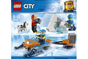 Конструктор Lego City 60191 Арт.6212249