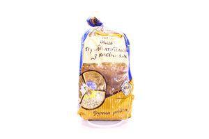 Хліб Київхліб Прибалтійський з насінням 0,65кг в упаковці