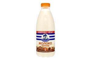 Молоко пряжене 2.5% Простоквашино п/пл 950г