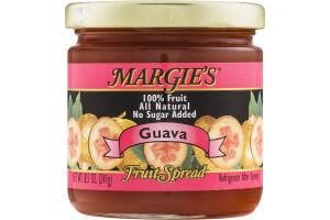 Margie's Fruit Spread Guava