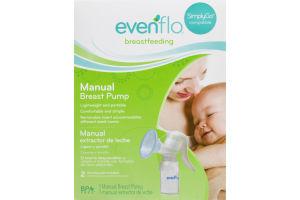 Evenflo Manual Breast Pump