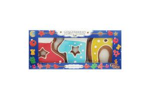 Пряники «Набор игрушек 3шт»