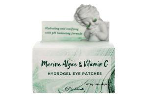 Патчи под глаза Marine Algae&Vitamin C Misoli 60шт