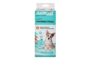 Пелюшки для собак та цуценят 60х60см AnimAll 50шт