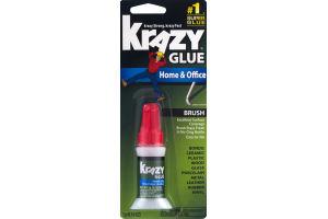 Krazy Glue Brush Home & Office Adhesive