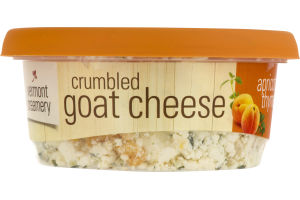 Vermont Creamery Crumble Goat Cheese Apricot & Thyme