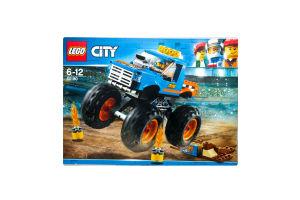 LEGO® City Great Vehicles Монстр-трак 60180